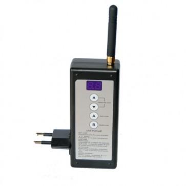 Amplificatore di segnale per antifurto casa senza fili 868 Mhz, ripetitore di segnale per sistemi di allarmi wireless serie GF8000