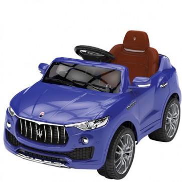 Auto elettriche 12V Maserati per bambini con telecomando. Fuoristrada elettrico SUV 1 posto per bimbo con radiocomando.