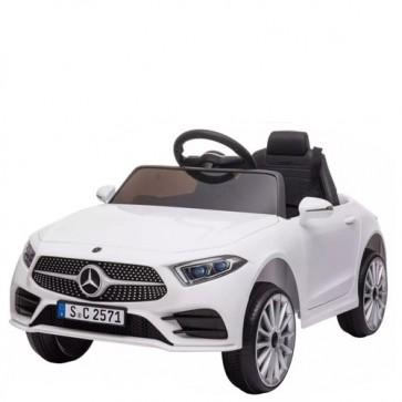 Auto elettrica per bambini Mercedes CLS 350 4Matic con telecomando. Macchina elettriche 12V per bambino