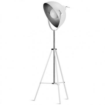 Piantana moderna lampada da terra It's About Romi, piantane moderne design di colore bianco.