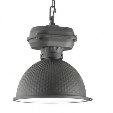 Lampadario a sospensione industriale vintage.  Lampadari industrial chic design per cucina e soggiorno