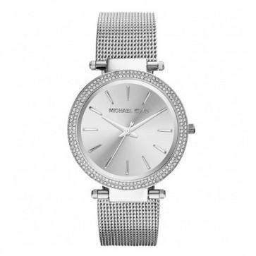 Orologio cronografo Michael Kors, orologi da donna con cinturino in acciaio