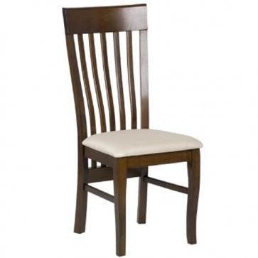 Sedia in legno, sedie da cucina e soggiorno da abbinare al tavolo in legno.