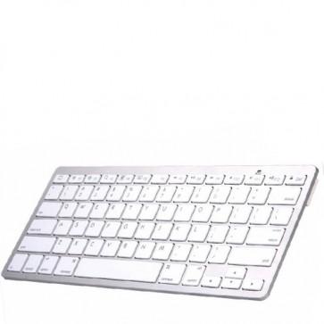 Tastiera senza fili wireless touchpad mouse integrato modello apple
