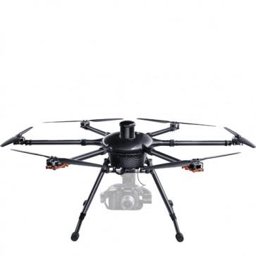 Drone Tornado H920 della Yuneec con telecamera opzionale. Droni professionali con videocamera 4K integrata e tecnologia antiostacolo.