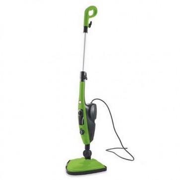 Lavapavimenti a vapore Kooper 1500w, pulitore a vapore portatile ideale per igienizzare e sanificare le superfici della vostra casa.