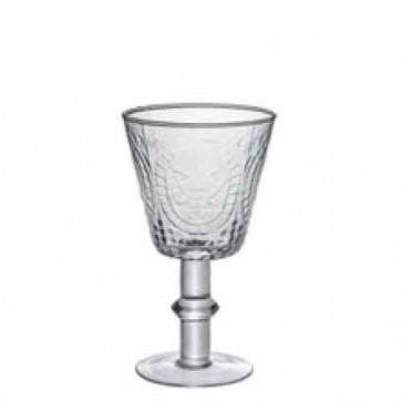 Set bicchieri acqua e vino in vetro 4 pezzi, servizio di bicchieri ikea utile per apparecchiare la tavola della vostra cucina.