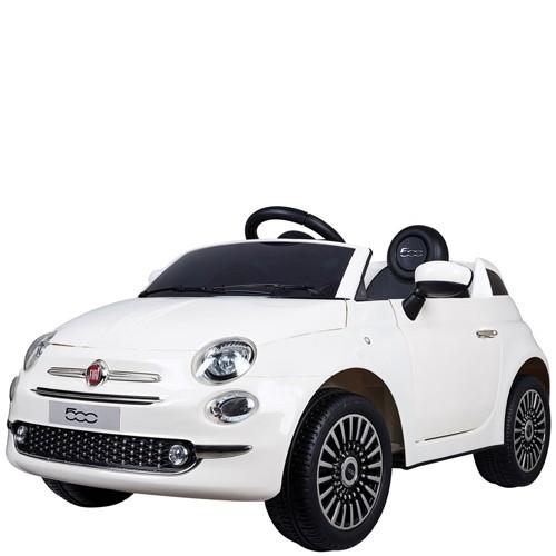 39228c19c0 Auto elettrica per bambini Fiat 500, con telecomando. Macchina elettriche  12V un posto per