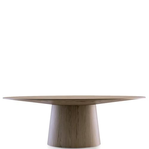 Tavolo da pranzo ovale design moderno tavoli da salotto for Tavolo da pranzo ovale