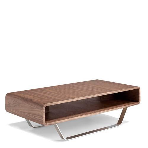 Tavolino salotto Angel Cerdà in legno impiallacciato. Tavolini ...