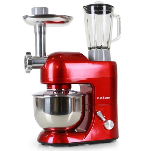 Robot da cucina tritacarne mixer Klarstein 1200w, impastatrice ...