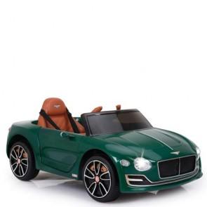 Auto elettrica bambini Bentley con luci led. Macchina elettrica sportiva 12 vol