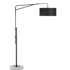 Piantana moderna lampade da terra It's About Romi, lampade moderne design con paralume in tessuto o PVC.
