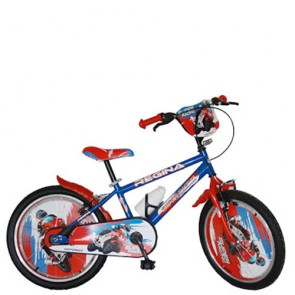 Bici bambino Regina Super Racing  20 pollici per ragazzi. Biciclette per bambini con borraccia.