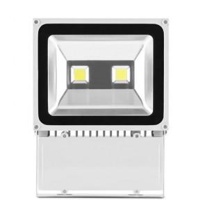 Faro led esterno 100w luce gialla, fari led a basso consumo energetico alta qualità.