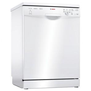 Lavastoviglie Bosch SMS25AW01J 12 coperti libera installazione con acquastop e aquasensor, lavastoviglia con 5 programmi di lavaggio stoviglie.