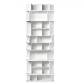 Libreria design Temahome per casa e ufficio. Mobile scaffale librerie per ingresso e soggiorno