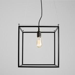 Lampada moderna salotto Customform, colore nero Lampade sospensione design industriale cucina e soggiorno.