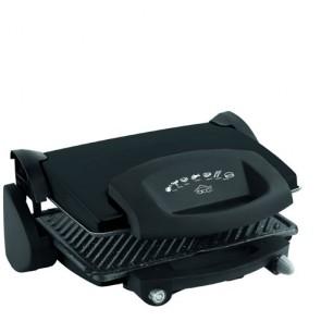 Piastra elettrica DCG magnum compact grill 1800 watt. Bistecchiera elettriche ideale per cucinare panini, grigliare carne e verdure in cucina