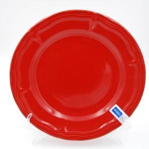 Set piatti natalizi in ceramica 6 persone, servizio di piatti utile per apparecchiare la tavola della vostra cucina.