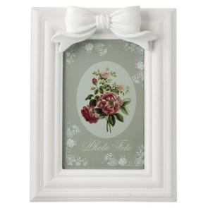Portafoto ikea shabby chic, accessorio per la casa ideale per decorare un tavolino e la consolle nel salotto