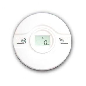 Antifurto casa senza fili, sensore rilevamento Gas e Monossido di carbonio wireless, sensore per impianto allarme senza fili.