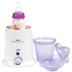 Scaldabiberon per bambini 3 in 1 Tristar, sterilizzatore biberon elettrico e spremiagrumi