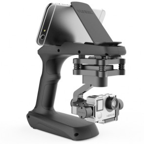 SteadyGrip G Typhoon della Yuneec ideale per fotocamere GoPro