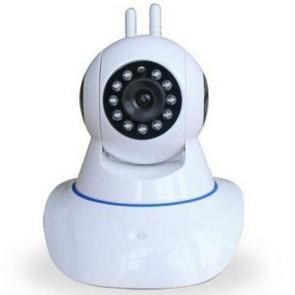 Telecamera videosorveglianza wireless IP da interno, telecamere WIFI Onvif senza fili motorizzate.