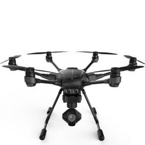 Drone Typhoon H della Yuneec con telecamera. Droni professionali con videocamera 4K integrata e ritorno automatico.