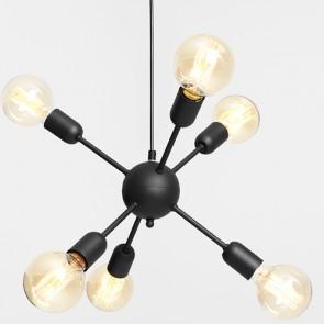 Lampadario moderno da cucina a soffitto Customform. Lampadari sospensione design moderni soggiorno.